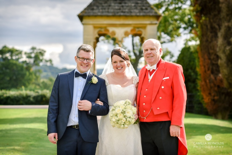 ellenborough park cheltenham wedding Howard Jones