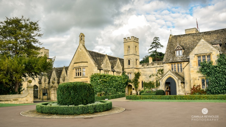 Cheltenham wedding venue Ellenborough park