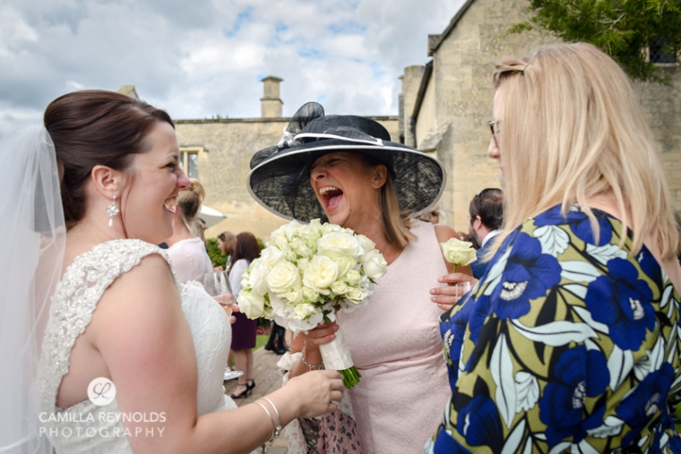 beautuful fun wedding Ellenborough park