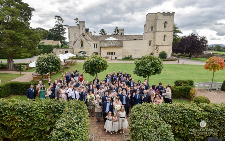 Ellenborough park weddings