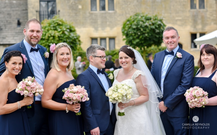 Cheltenham wedding photographer Ellenborough park