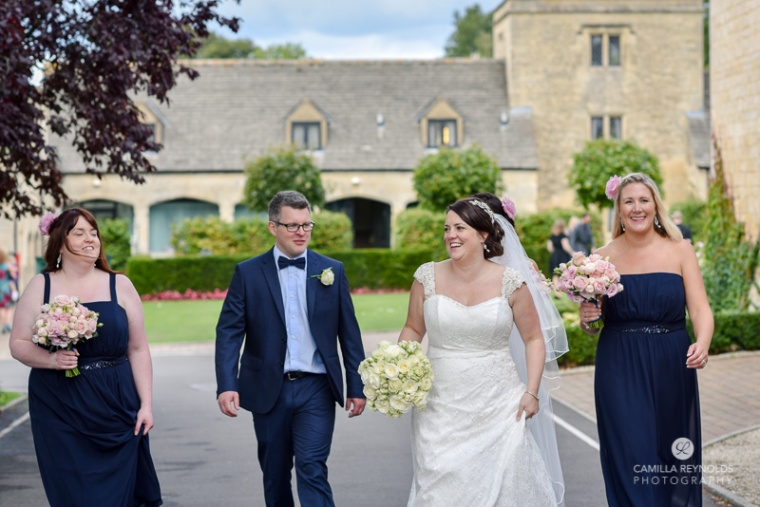 natural wedding photography Ellenborough park