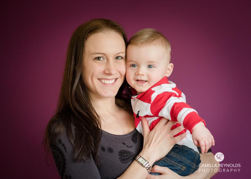 mum and baby photo shoot