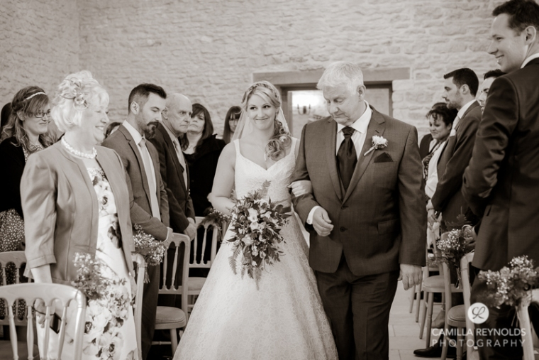 Kingscote Barn wedding photography Cotswolds (14)
