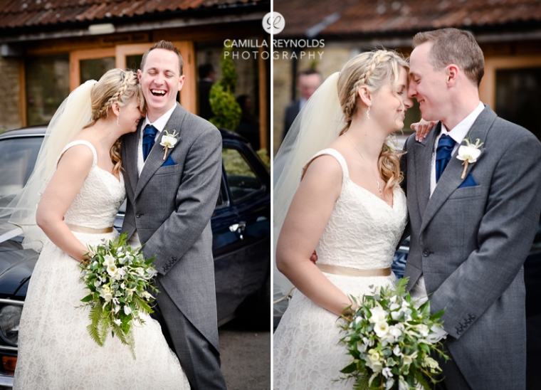 Kingscote Barn wedding photography Cotswolds (2)
