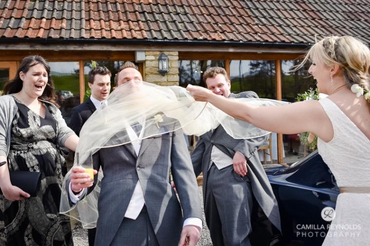 Kingscote Barn wedding photography Cotswolds (22)