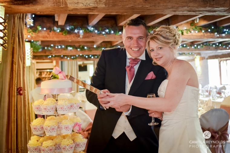 Egypt Mill wedding photography Cotswolds nom nom cupcakery