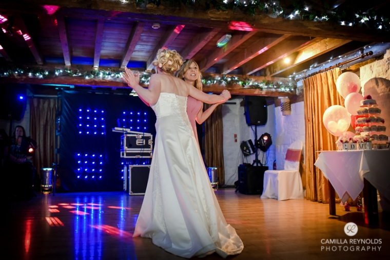 Egypt Mill wedding photography Cotswolds first dance