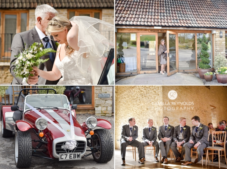 Kingscote barn wedding photography Cotswolds (18)