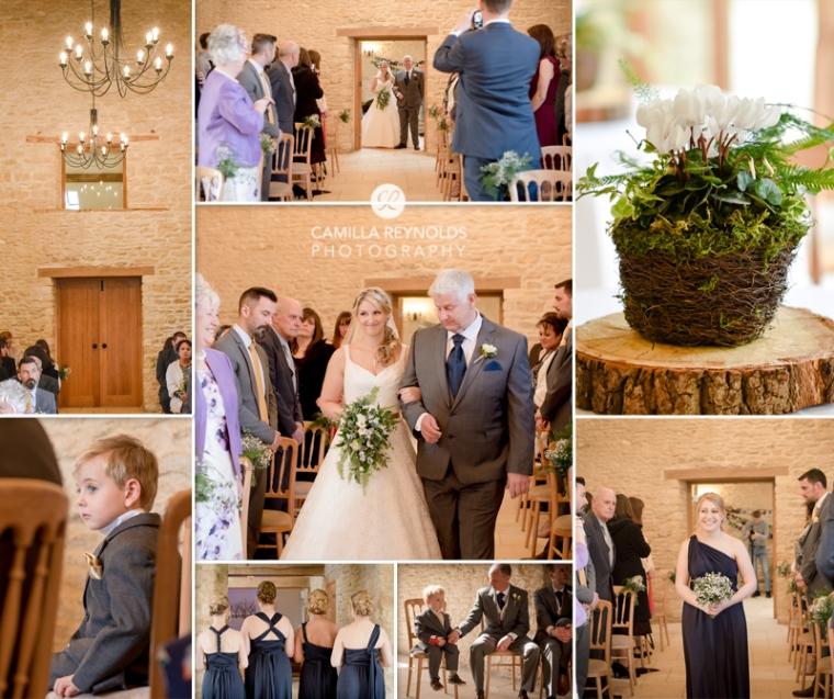 Kingscote barn wedding photography Cotswolds (21)