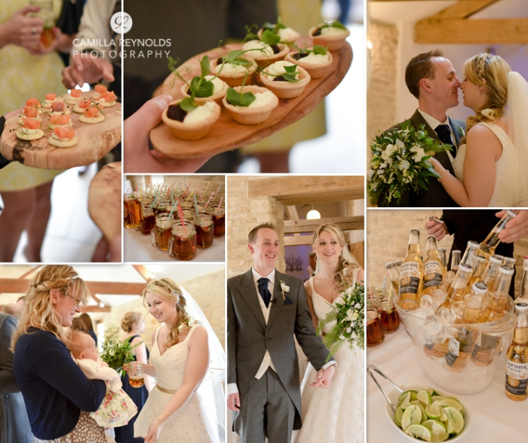 Kingscote barn wedding photography Cotswolds (28)