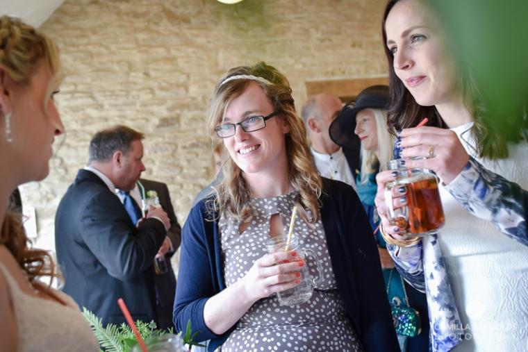Kingscote barn wedding photography Cotswolds (30)