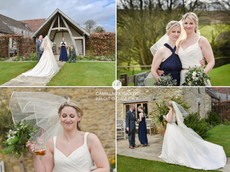 Kingscote barn wedding photography Cotswolds (35)