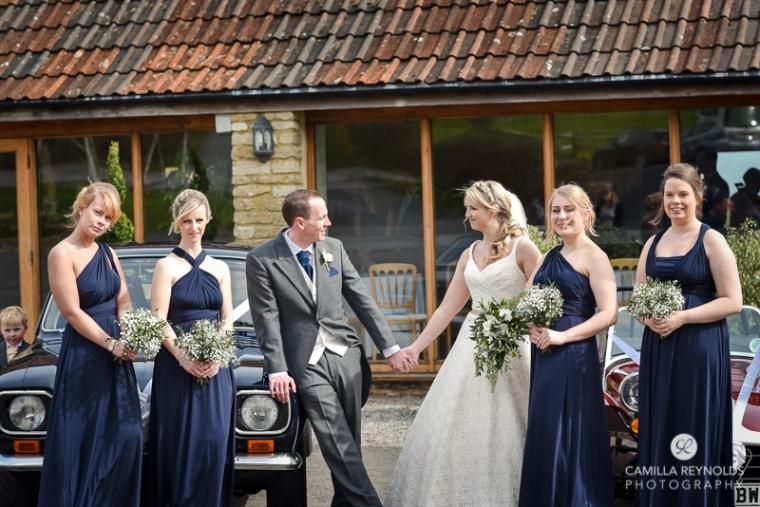 Kingscote barn wedding photography Cotswolds (36)