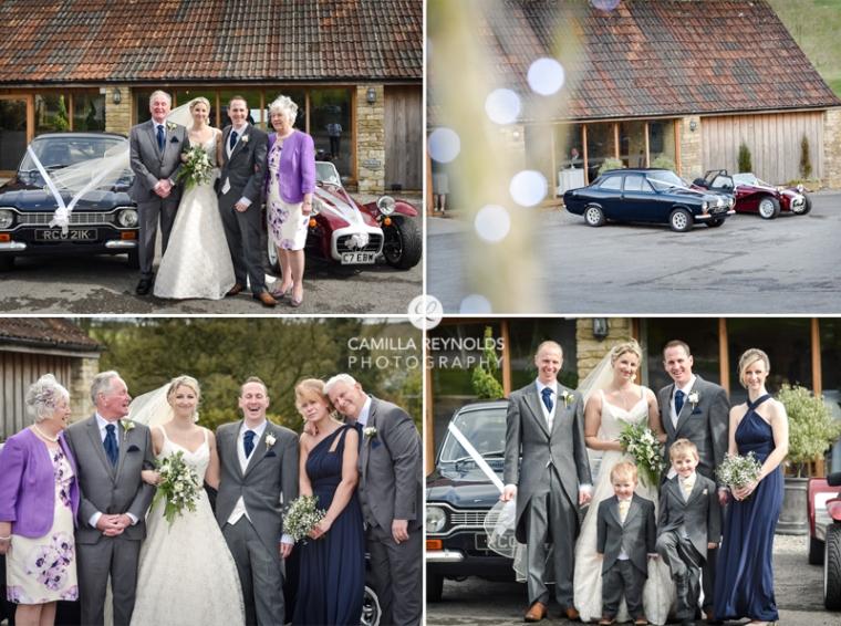 Kingscote barn wedding photography Cotswolds (37)