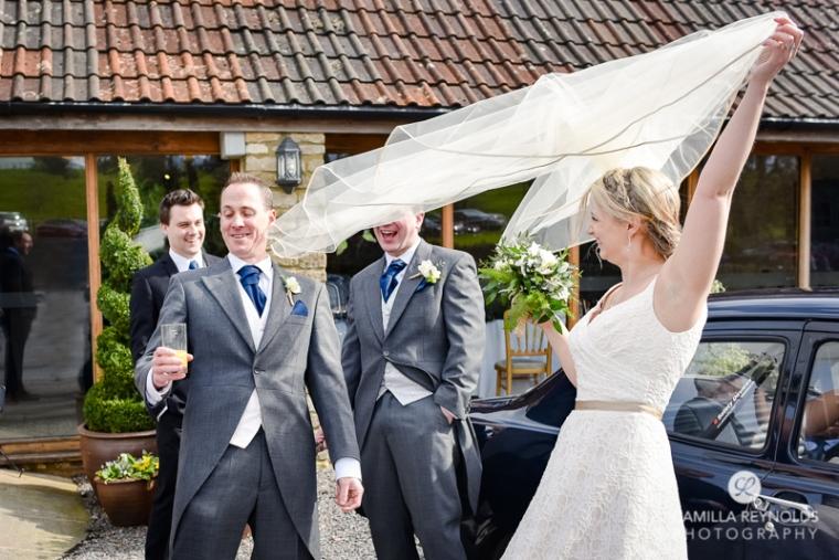 Kingscote barn wedding photography Cotswolds (39)