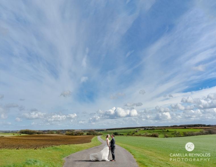 Kingscote barn wedding photography Cotswolds (42)