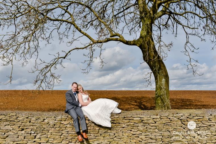 Kingscote barn wedding photography Cotswolds (44)