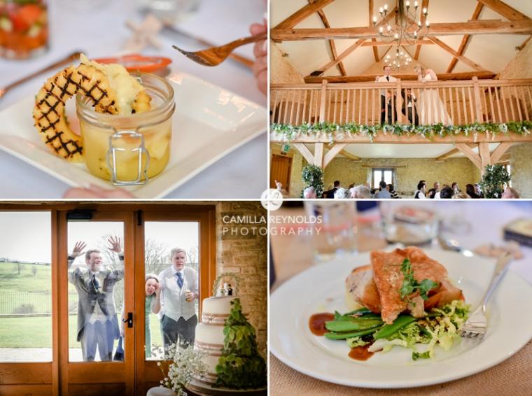 Kingscote barn wedding photography Cotswolds (57)