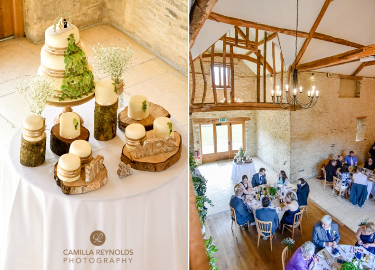 Kingscote barn wedding photography Cotswolds (59)