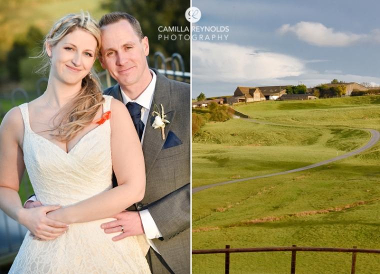 Kingscote barn wedding photography Cotswolds (69)