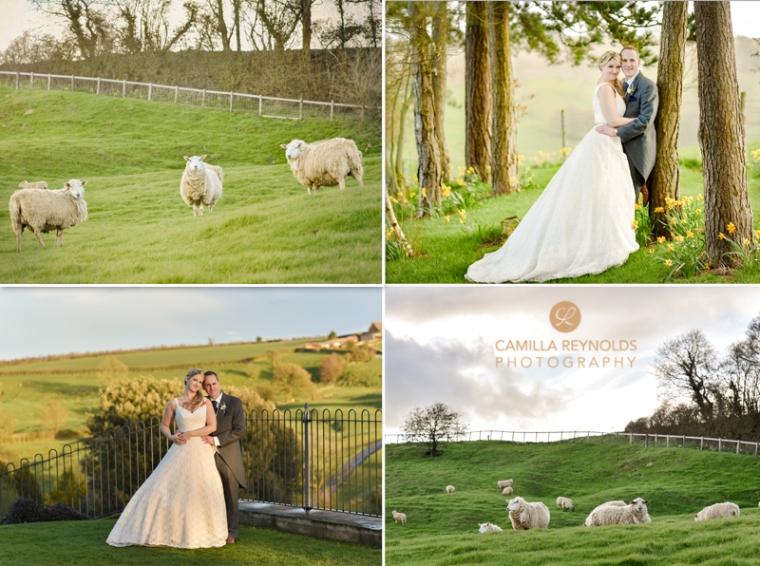 Kingscote barn wedding photography Cotswolds (70)