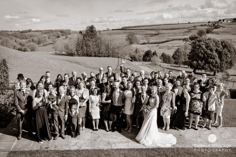 Kingscote barn wedding photography Cotswolds (72)