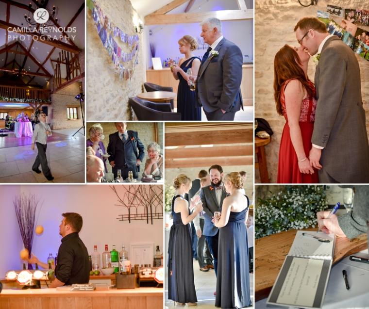 Kingscote barn wedding photography Cotswolds (75)