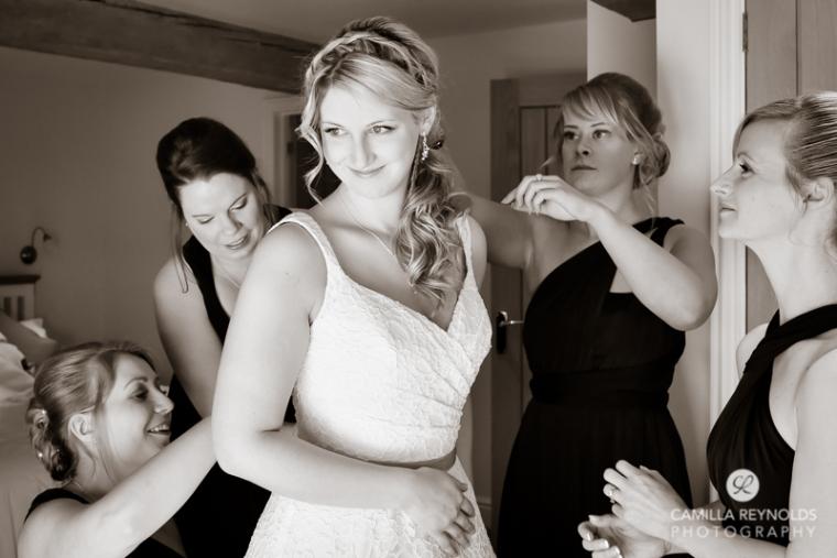 Kingscote barn wedding photography Cotswolds (8)