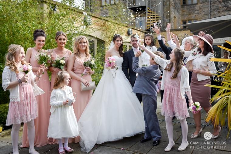 Cotswold wedding photographers Manor House Hotel (31)