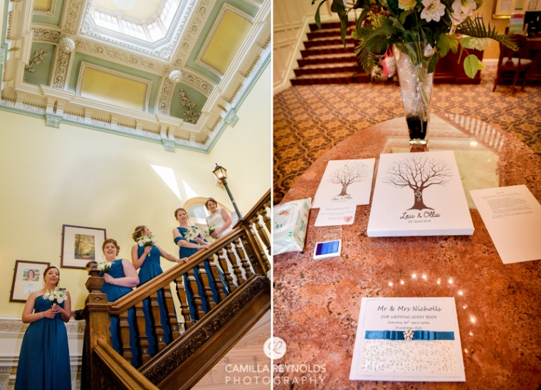Dumbleton Hall weddings Cotswold wedding photographer (20)