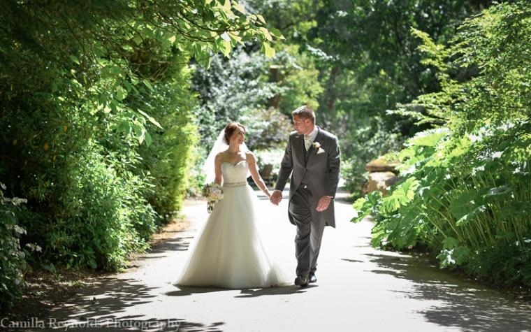 Batsford arboretum wedding