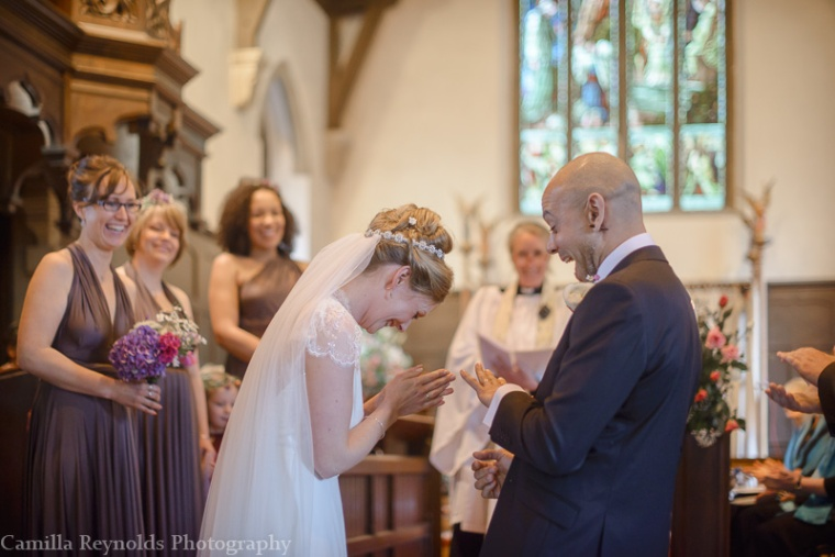 church wedding Cotswolds