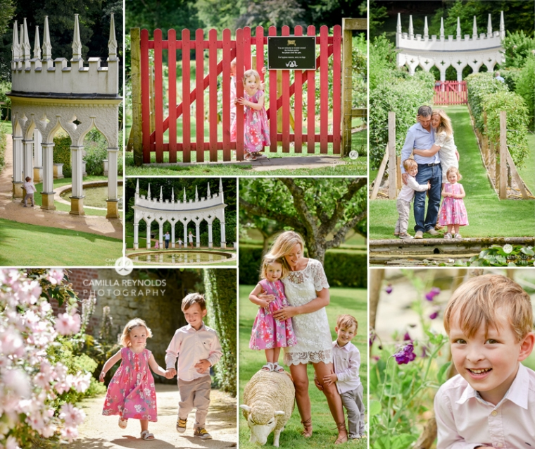 Rococo garden family photography Cotswolds (8)