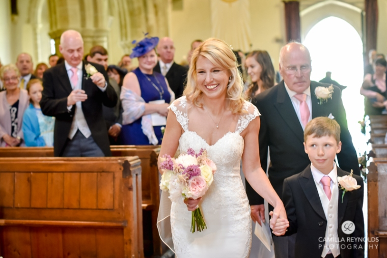 The Old Lodge wedding Cotswolds (2)