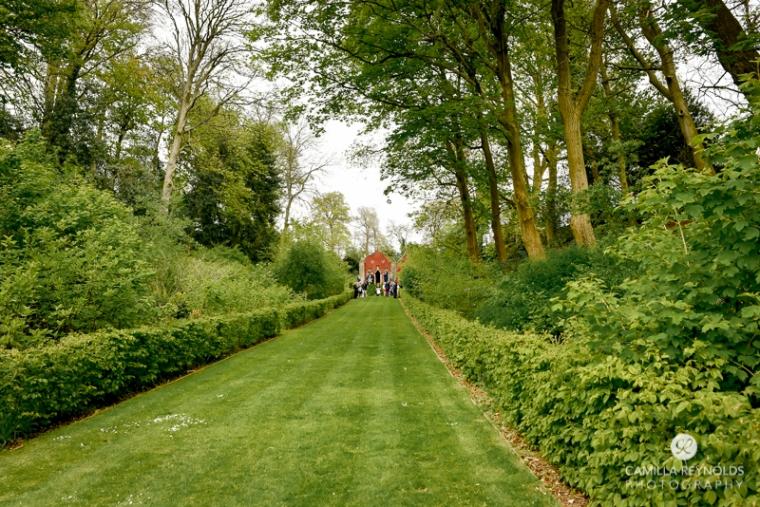 Painswick wedding Rococo garden (3)