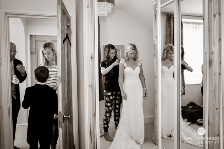 wedding photography the old lodge cotswolds (9)