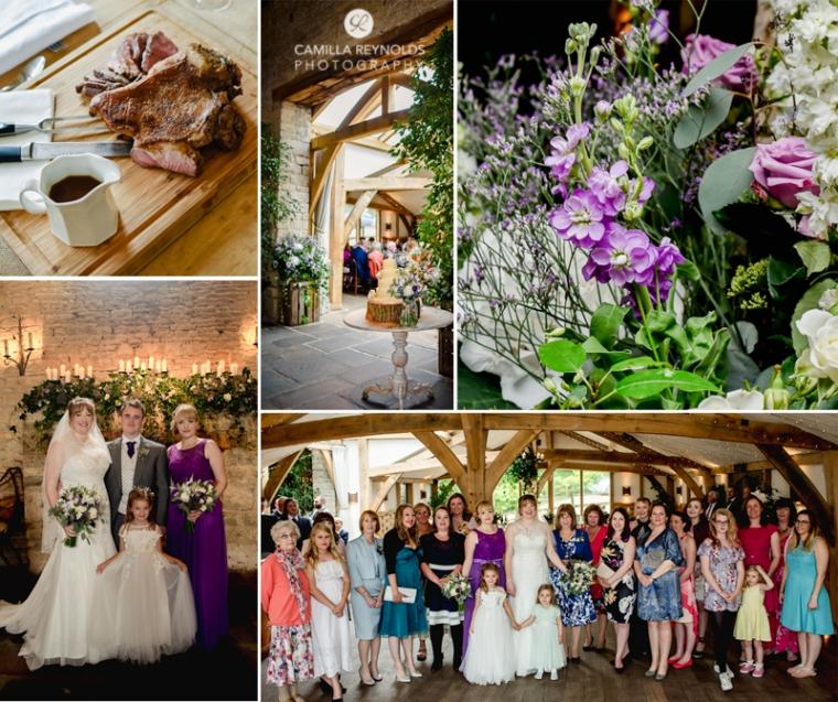 Cripps Barn wedding Cotswold photographer (17)