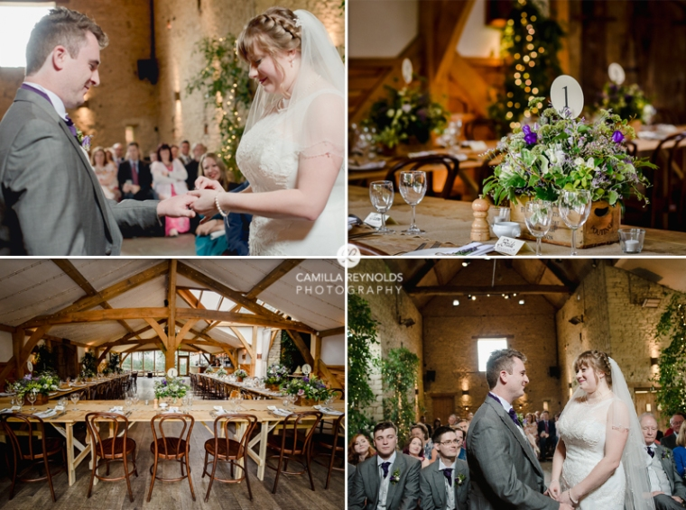 Cripps Barn wedding Cotswold photographer (7)
