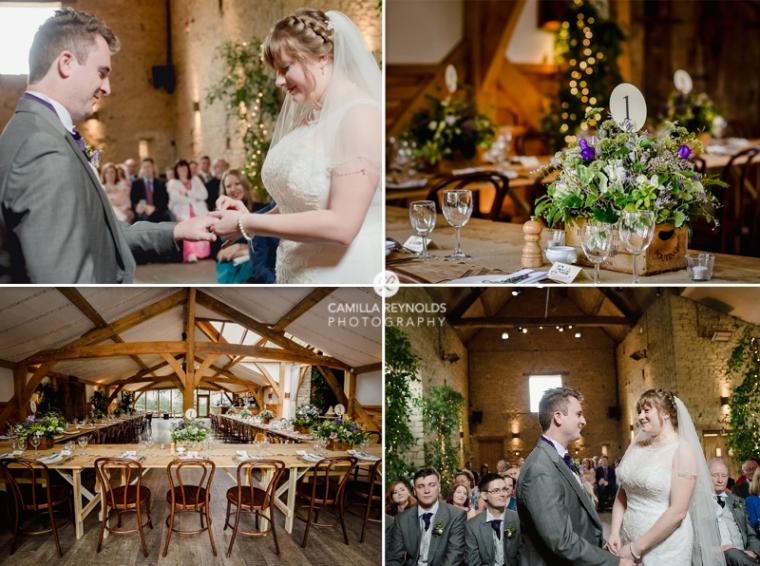 Cripps Barn wedding Cotswold photographer (7)