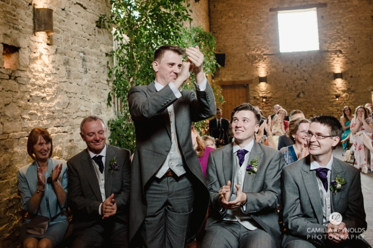 Cripps Barn wedding Cotswold photographer (8)