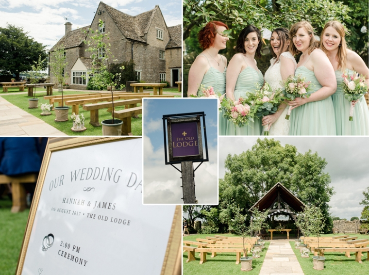 Cotswold photographer The Old Lodge wedding (5)