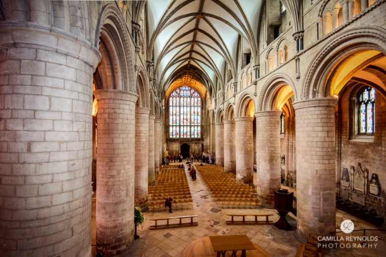 Gloucester cathedral wedding Cotswolds (12)