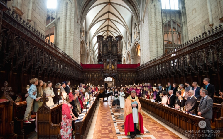 Gloucester cathedral wedding Cotswolds (16)