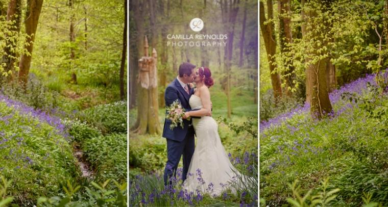 Rococo garden wedding Painswick (1)