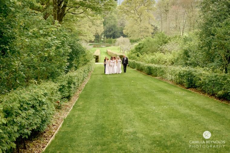 Rococo garden wedding Painswick (12)