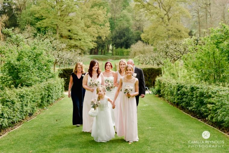 Rococo garden wedding Painswick (13)