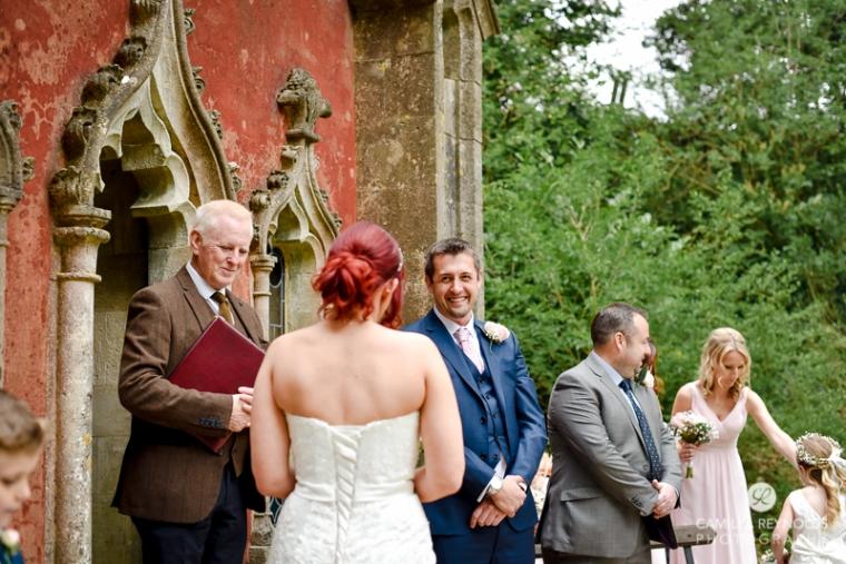 Rococo garden wedding Painswick (14)