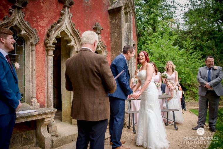 Rococo garden wedding Painswick (15)