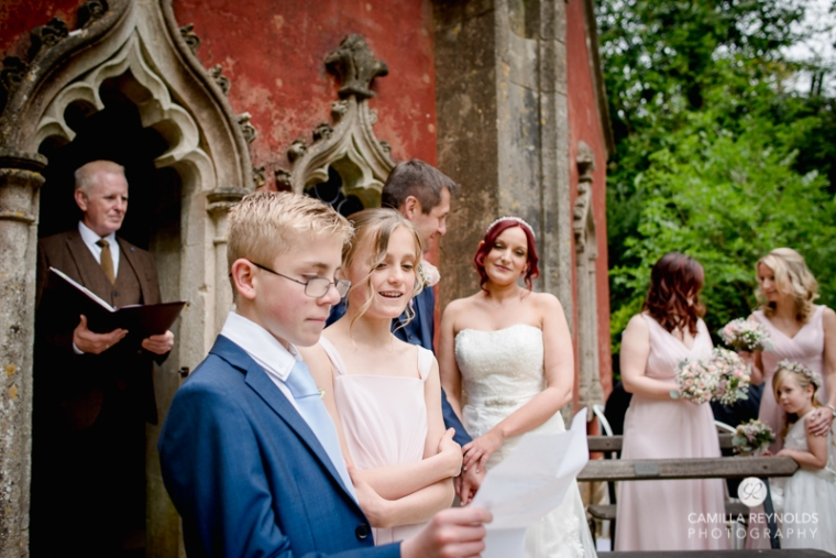 Rococo garden wedding Painswick (17)